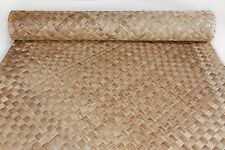 4' x 8' Lauhala Matting Tropical Wall Ceiling Bar Covering Tiki Hut
