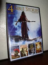 Bible Story Collection: 4 Movies (DVD, 2013,NEW)