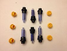 6 AIRCRAFT ENGINE SPARK PLUG DESICANT DEHYDRATOR SILICA CESSNA PIPER LYCOMING
