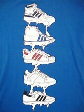 Adidas Athletic Apparel Basketball BBall Shoes Kicks Baseball Soccer T Shir