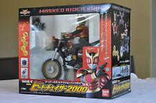 Bandai Taiyo 1/8 Kamen Masked Rider Kuuga Radio Control Motorcycle with Extra