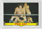 1985 Topps WWF #50 PILE UP!   Andre The Giant   WWE
