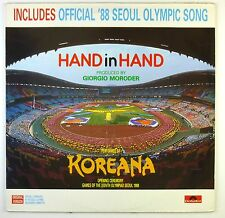 """12"""" LP - Koreana - Hand In Hand - C1722 - washed & cleaned"""