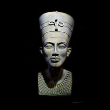 Nefertiti ancient Egyptian Queen bust sculpture Replica Reproduction