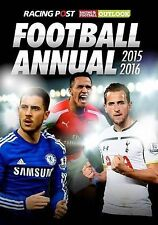 Racing Post & RFO Football Annual 2015-2016, Edited by Daniel Sait, New Book