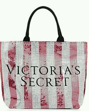 Victoria's Secret Angel Limited Edition Bling Pink Tote NWT Body Care Sample4