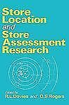 Store Location and Assessment Research