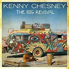 Kenny Chesney - Big Revival [New CD]