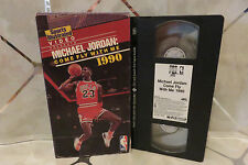 Michael Jordan Come Fly With Me 1990 (VHS) Sports Illustrated