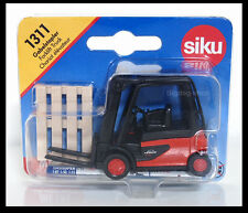 Siku 1311 Forklift Truck Diecast Car Scale About 1/64 New