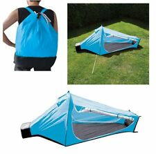 Yellowstone 1 Man Person Solo Backpack Tent for Hiking & Backpacking 1.4 KG