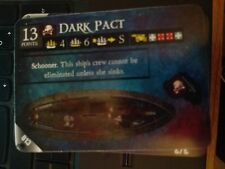 Pirates Davy Jones' Curse #013 Dark Pact Pocketmodel NrMInt-Mint