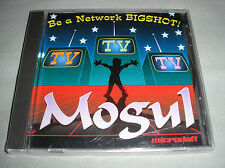 TV Mogul - PC Computer CD Sim Game by Microdaft - BRAND NEW in SEALED JEWEL CASE