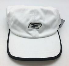 Reebok ING Bay to Breakers 12K Run Jog Golf Baseball Hat Cap Adjustable White Ne