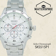 Seiko Men's Chronograph Watch SKS515P1