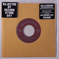 JELLO BIAFRA & NEW ORLEANS RAUNCH & SOUL ALL S: Fannie Mae / Just A Little Bit
