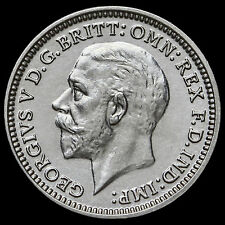 1930 George V Silver Threepence – Rare
