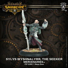 Warmachine: Mercenaries Sylys Wyshnalyrr, The Seeker PIP 41089 NEW