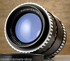 Great M42 telephoto lens CARL ZEISS JENA SONNAR 3.5/135 ** ZEBRA ** 135mm f/3.5