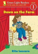 Level 1 Green Light Readers - Down On The Farm (2003) - Used - Trade Cloth