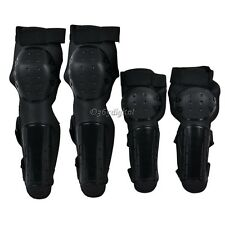 Knee Shin Elbow Body Guard Armour Support Motorcycle Dirt ATV Racing Gear Pads 3