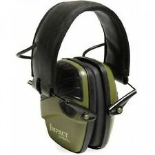 Howard Leight R-01526 Impact Sport Electronic Earmuff, New, Free Shipping