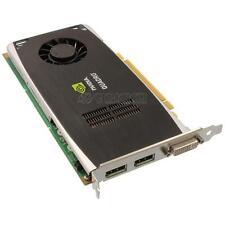 Dell Quadro FX 1800 768MB 2xDP 1xDVI PCI-E - P418M