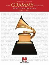 The Grammy Awards Best Country Song 1964-2011, Hal Leonard Corp., Good Book