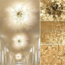 Modern Dandelion LED Chandelier Fireworks Pendant Lamp Ceiling Lights Home Decor
