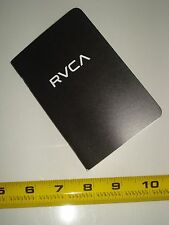 RVCA SURFBOARDS MINI NOTEBOOK JOURNAL