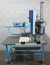 Branson 2000 Actuator AED 2.5 Ultrasonic Plastic Welder 2000d 20:1.1 1100W 20kHz