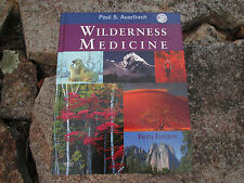 WILDERNESS MEDICINE PAUL S. AUERBACH FIFTH ED DVD ROM 2007 EXCELLENT CONDITION