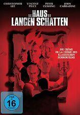 DVD *  DAS HAUS DER LANGEN SCHATTEN  - VINCENT PRICE # NEU OVP &