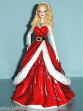 Royal Doulton Figurine Holiday Barbie 2011 Limited Edition HN5531 New in Box