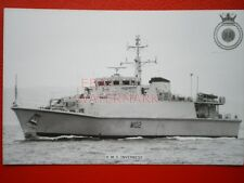 PHOTO  HMS INVERNESS (M102) WAS A SANDOWN CLASS MINEHUNTER OF THE ROYAL NAVY. SH