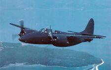 """Grumman F7F-2N Tigercat in flight 11""""x 17"""" World War II Color Photo Poster 352"""