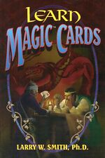LEARN MAGIC CARDS-LARRY W. SMITH, Ph. D.-Trading-WORDWARE PUBLISHING-very rare