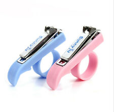 1pcs Baby Toddler Nail Clippers Scissors Cutters Safety Finger Manicure Trimmer