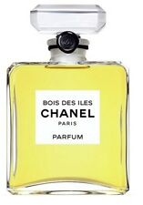 CHANEL BOIS DES ILES PARFUM BOTTLE PURE PERFUME FULL RETAIL SIZE NIB