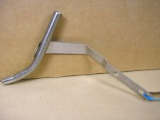 1972 197 Pontiac Dipstick Tube; in pan with mounting bracket, C490768