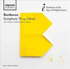 Symphony No 9 Choral, New Music