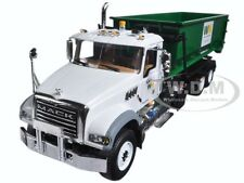 MACK GRANITE WASTE MANAGEMENT GARBAGE TRUCK 1:34 BY FIRST GEAR 10-4050