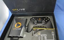 Onlive Microconsole TV Adapter Onlive Gaming System -in box -