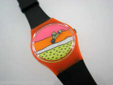 BREAKDANCE! Swatch LO001 KEITH HARING INSPIRED, LTD to 9999 Pieces-Very RARE!