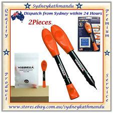 2x Visbella Quick Fix 5 Second UV Light Liquid Welding Compound Glue Repair Tool