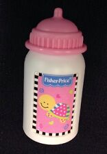 VTG Fisher Price Little Mommy Baby Doll Pretend Play Food Bottle Accessory EUC