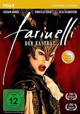 Farinelli der Kastrat * DVD Preisgekrönte musikalische Filmbiografie Pidax Neu
