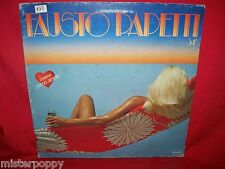 PAPETTI 34 LP 1982 Lounge Funky Bossa OST Sexy Cover Mint-