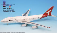 Inflight200 Qantas Airways VH-OJF Boeing 747-400 1:200 1:200 Scale Mint in Box
