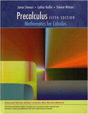 Precalculus: Mathematics for Calculus, Enhanced Review Edition (with CD-ROM and